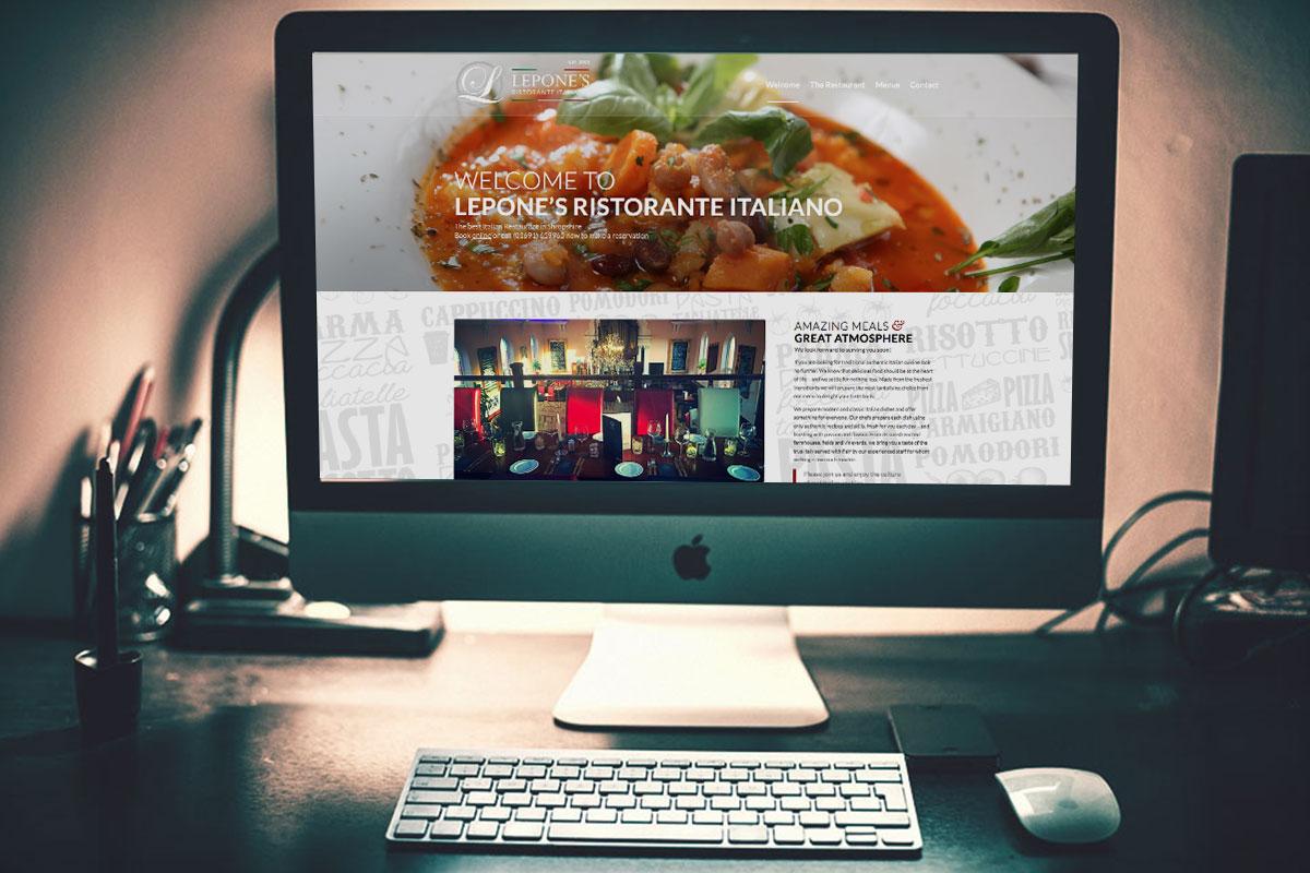 Lepones Italinan Restaurant