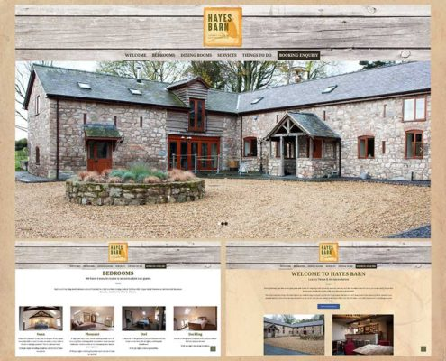 Hayes Barn Luxury Accommodation